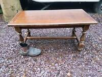 Old Wooden coffe table