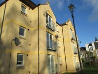 Modern 2 Bed Flat, Carolina Court, Overlooking Tay with secure entry and private parking