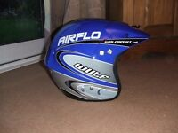 trials helmet wolfsport size medium