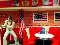 Entire Contents of American Diner