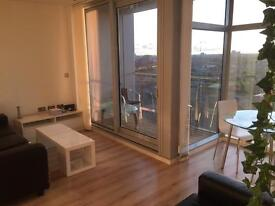 two beds two bath luxury flat to let in Manchester City centre