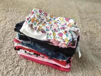 Girls clothes bundle size 4-5years