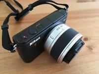 Nikon S1 photo camera