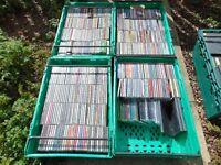 Massive Job Lot - DVD's & CD's