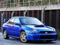 SUBARU IMPREZA WRX STI TYPE UK300 LIMITED EDITION 2002 6 SPEED + SERVICE HISTORY + RECENT CAMBELT +