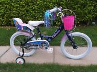 Girls 15inch bike