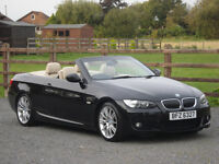 2010 BMW 325i M SPORT AUTOMATIC CONVERTIBLE **IMMACULATE THROUGHOUT**