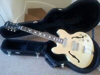 Epiphone Casino Electric Guitar and Hard Case Gibson Fender Martin Guild Squier Taylor Dot Acoustic