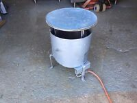 BULLFINCH 1400 DUSTBIN SPACE / WORKSHOP HEATER PROPANE GAS HEATER