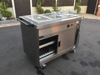Lincat Bain Marie warming oven