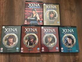 Xena seasons1-6