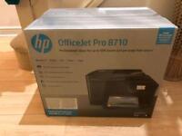 HP Officejet 8710 wireless all in one printer