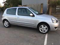 RENAULT CLIO SPORT 1.2 53 ,000 FULL SERVICE HISTORY 2007 57 PLATE JUST SERVICED