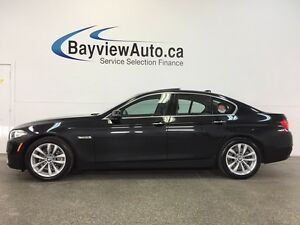 2016 BMW 528i - XDRIVE! AWD! LEATHER! NAV! SUNROOF! REV CAM!