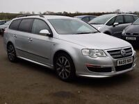 2009 Volkswagen passat 2.0 tdi r-line estate, motd march 2018 tidy example all cards welcome