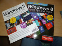 Books on Windows 8 - Tricks, Fixes 7 Apps