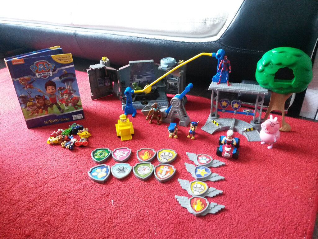 PAW PATROL AND OTHER toys for sale