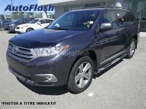 2012 Toyota Highlander V6 Sport/Limited *Cuir/Leather* Toit-Ouvr