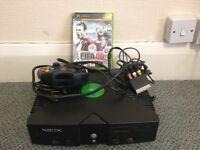 XBox Original - with FIFA 2006