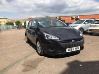 Vauxhall Corsa 2015 petrol fUll service history manual 1.3 low milage