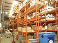 PALLET RACKING INSTALLATION / DISMANTLE AND REPAIRS (STORAGE , PALLET RACKING)
