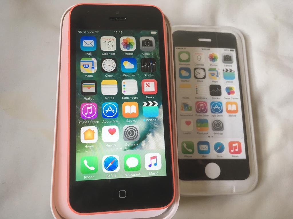 Cheap IPhone 5cin Leicester, LeicestershireGumtree - IPhone 5c On Ee network, fully boxed with charger and earphones (used). £100Collection from Loughbrough or can deliver for fuel