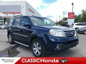 2015 Honda Pilot TOURING | NAV | DVD | STEP BARS | CLEAN CARPROO
