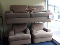 Marks spencer sofa chairs set