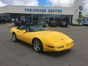 1995 Chevrolet Corvette JUST TRADED IN, VERY WELL MAINTAINED!