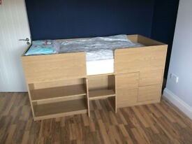 NEXT Cabin Bed(Mattress not included)