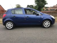 2009 Vauxhall Corsa active plus EF 1.3 cdti