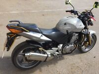 Honda CBF 500 2008 Restricted for A2 licence