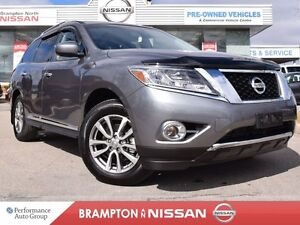 2015 Nissan Pathfinder SL*Heated Seats ,Blind Spot Warning,Rear