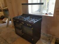 Gas cooker diplomat