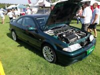 Rover Coupe Tomcat VVC