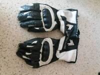 Frank thomas ladies motorbike gloves