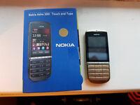 Nokia Asha 300 LOCKED TO 02