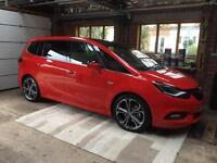 Vauxhall zafira elite for sale