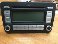 VW Radio CD player (2008 Model)