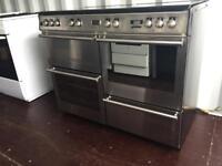 stoves rang dual fuel cooker