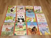 Animals book set