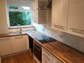 Recently Refurbished 1 bedroom ground floor flat for rent
