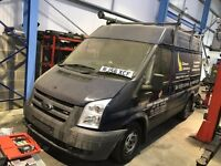 FORD TRANSIT 110 T280S FWD, 56REG , SPARES OR REPAIR, ONE OWNER,FOR SALE