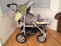 Pram Atlantic Espiro 3 in 1