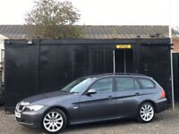 ★ 2007 BMW 318i TOURING ESTATE + AUTOMATIC + 11 SERVICE STAMPS + AUTO 3 series ★