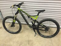 Full suspension Spezilized mountain bike ( limited edition)