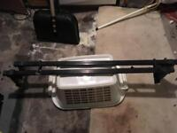Ford Focus mk1 roof bars