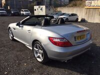2015 MERCEDES SLK250 CDI AMG +DAMAGED++SALVAGE++REPAIRED