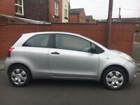 2006 TOYOTA YARIS FOR SALE, 1.0 PETROL. IDEAL FIRST CAR. FULL SERVICE HISTORY. EXCELLENT RUNNER.