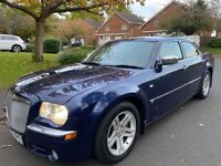 ***CHRYSLER 300C 3.0 CRD 215 BHP 5DR! 2007***FULL SERVICED CAR!***RELIABLE CHEAP!***SWAP PX!***